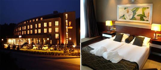 szállás, Sopron, Hotel Fagus