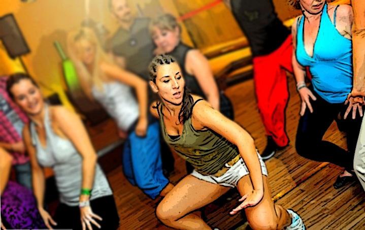 tánc, szabadidő, szorakozás, twerk