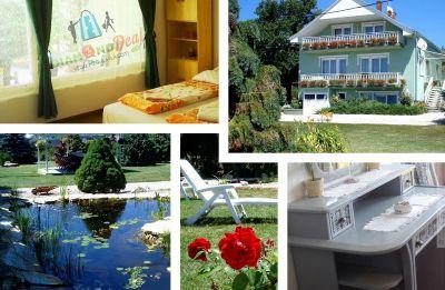 Nyári pihenés megfizethető áron Hévíz mellett 3nap/2éj/2fő részére az Elisoria Apartmanházban!