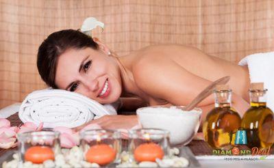 3x60 perces tavaszi kényeztető masszázskavalkád kókuszolajos, narancs-fahéj és alma-fahéj olajokkal