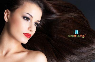 Exkluzív hajszerkezet újraépítés hosszan tartó hatással a Szépség Művek Szalonban a IX. kerületben