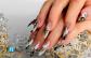 Minőségi műkörömépítés S-M méretben Crystal Nails anyagokkal, díszítéssel és egy töltéssel!