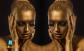 24 karátos aranyfóliás fiatalító, hidratáló, regeneráló luxus arckezelés 20-80 éves korig!