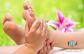 3 vagy 5 alkalmas bérlet relaxáló talpmasszázsra, bőrtápláló kókuszolajos krémezéssel