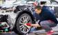 Kicsi-kocsi újra ragyog! Külső-belső autómosás minőségi termékekkel, üléskárpit tisztítással!