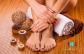 Tökéletes összhang: géllakk kézre, lábra. A kényeztetésért: spa pedikűr, manikűr!