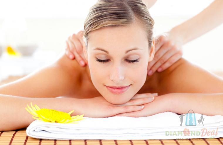 Feszültségoldó, teljes testes relaxációs masszázs 30, 60 vagy 90 percben
