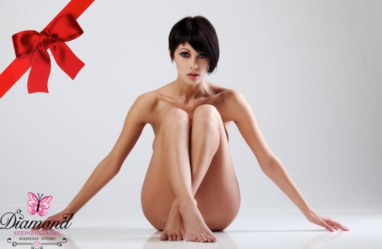 Teljes láb, hónalj és bikinivonal gyantázás igényes nőknek a Diamond Szépségszalonban!