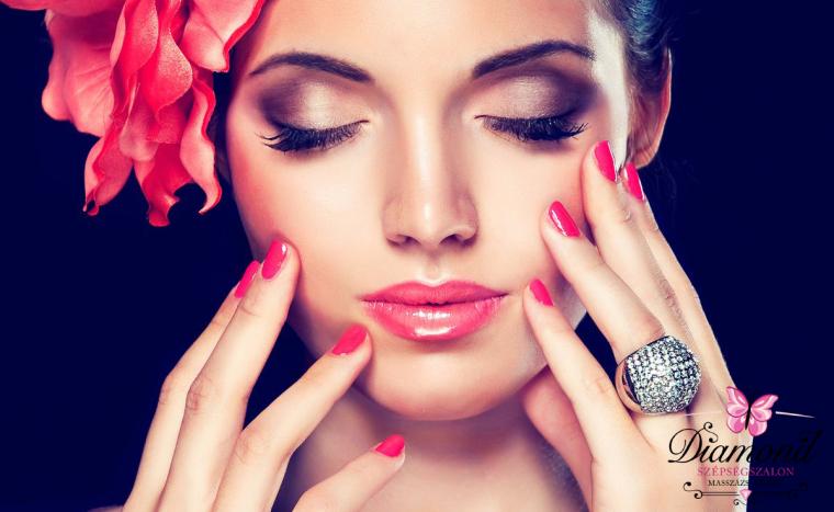 Igéző pillantások tartós 4D szempillákkal és egyéniséged tükröző gél lakkozás kezeidre! Légy trendi!