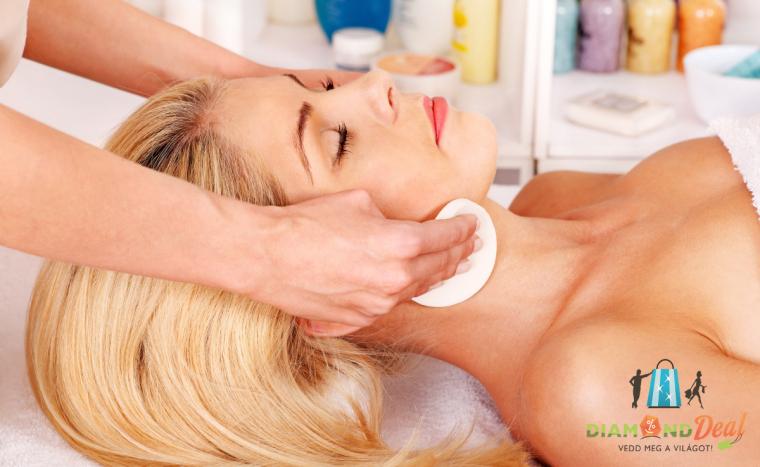 6 lépéses komplex arctisztító kezelés C-vitaminos arcmasszázzsal a friss, üde, hidratált bőrért!