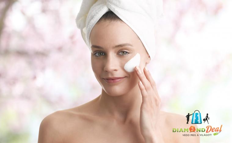 Teljes körű arcbőr nagytisztítás és hidratálás 4 lépésben. A makulátlan bőr mindig fontos!
