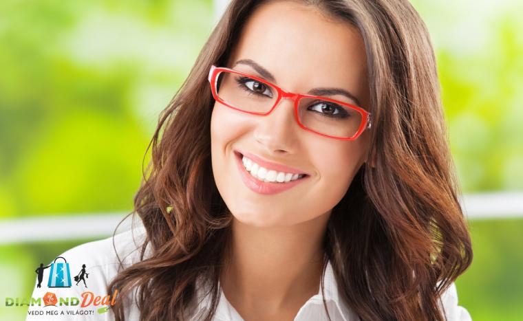 Szemvizsgálat, divatos keret, szemüvegkészítés + lencse + tok mindössze 9.990 Ft!