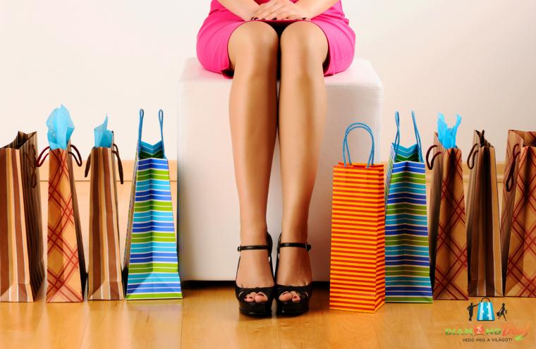 Kis csoportos stílus tréning közös shoppinggal Budapesten, Tomasovszky Andreával!