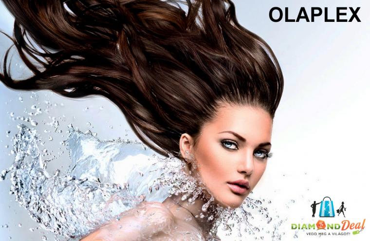 Hajfiatalítás OLAPLEX kezeléssel, mosással, hajvég vágással, szárítással bármilyen hajhosszra!
