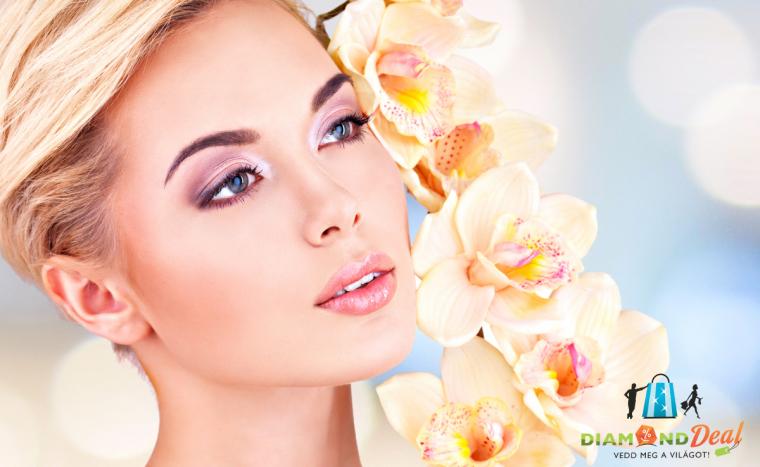 Növényi őssejt kezelés az arc, nyak és dekoltázs területen. Hosszan tartó fiatalság!
