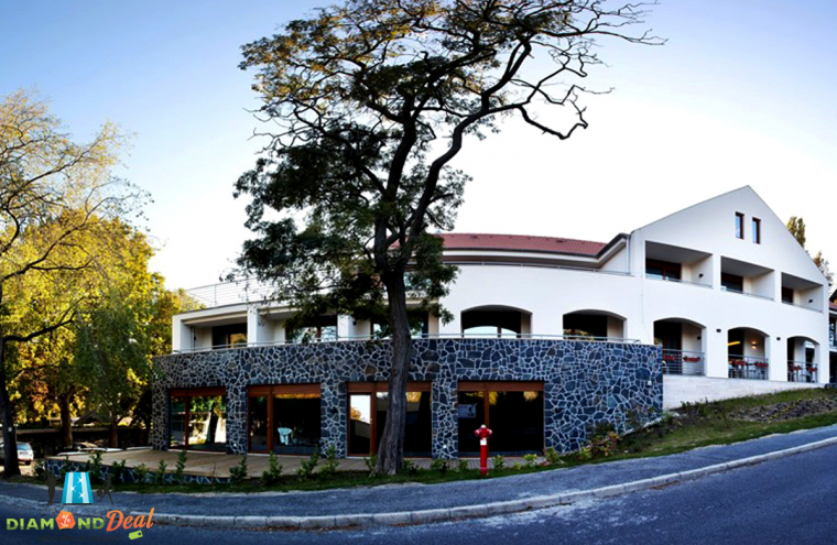 3 nap/ 2 éj szállás, félpanzióval a Hotel Bonvino Wine&Spa-ban, Badacsonytomajon, hétvégén, 2 főre