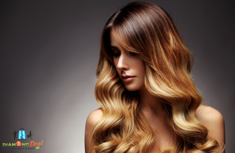 Ombre vagy teljes hajfestés pakolással, vágással, szárítással bármilyen hajhosszra!