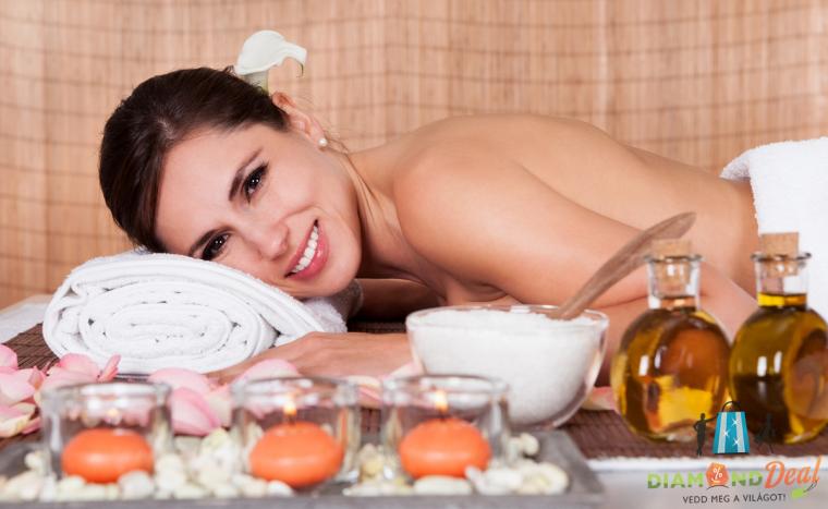60 perces aromaterápiás teljes testmasszázs, választható svéd- vagy relax fogásokkal lazulhatsz el.