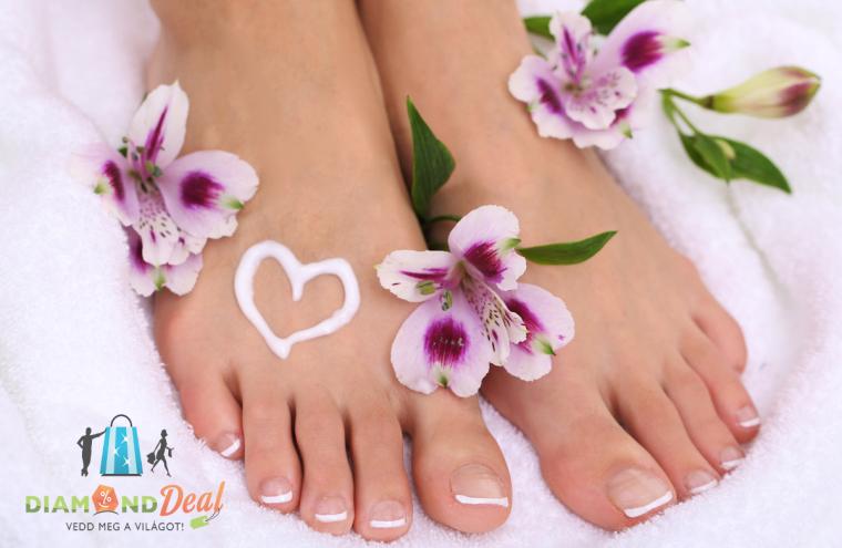 Gyógypedikűr kezelés, a bőrkeményedés, a benőtt köröm és a tyúkszemek ellenszere.