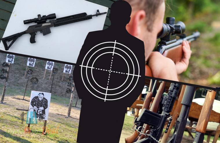 Élménylövészeten vezetheted le a feszültséget! 20 lövés 8x57 Kolarms mesterlövész puskával!