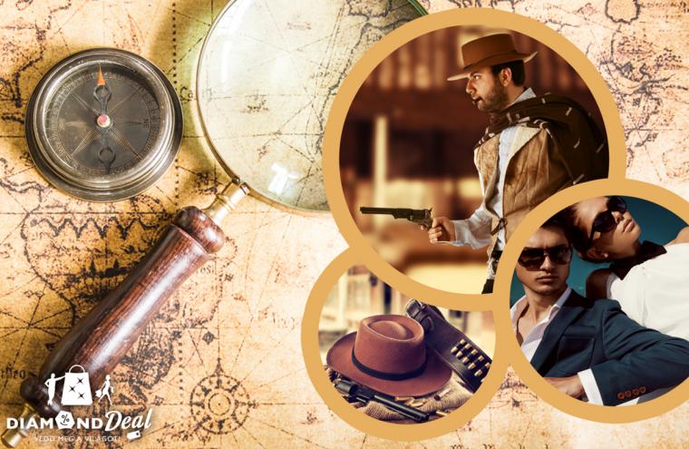 Lepd meg párodat egy valódi KalandRandival! A kémjáték neve: Indiana Jones és a bölcsek köve