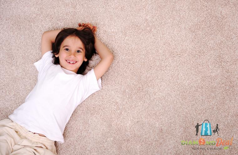 Ne cipeld, ne porold! Profi szőnyegtisztítás saját lakásodban! Padlószőnyeg tisztításra is!