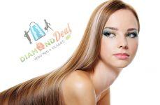 Színezd újra! Melír csíkokkal és melegollós hajvágással frissítheted fel frizurádat!