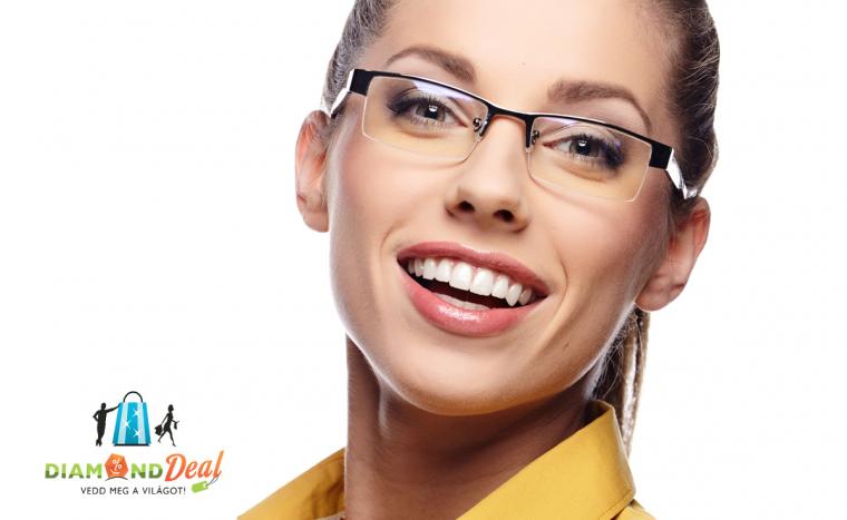 Komplett szemüveg készítése kerettel 4e063d8adc