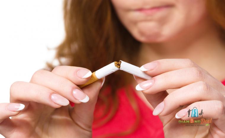 dohányzás és kezelés