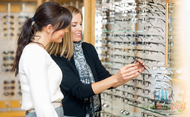 Dioptriás szemüveg egyfókuszú normál lencsével a Nádor Optikától! de40019b62