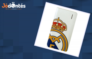 Power Bank Real Madrid C.F. RMPWB002 4000 mAh Fehér