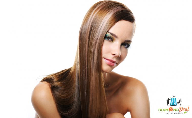 Természetes hatású fésűs melír bármilyen hajhosszra 90b5a34f76