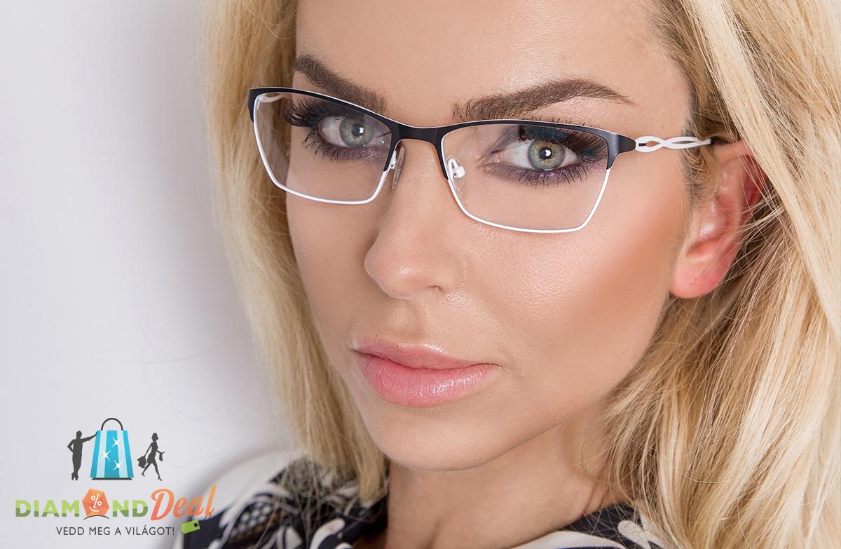 elegáns szemüveg divat módszerek a Bates látásának javítására