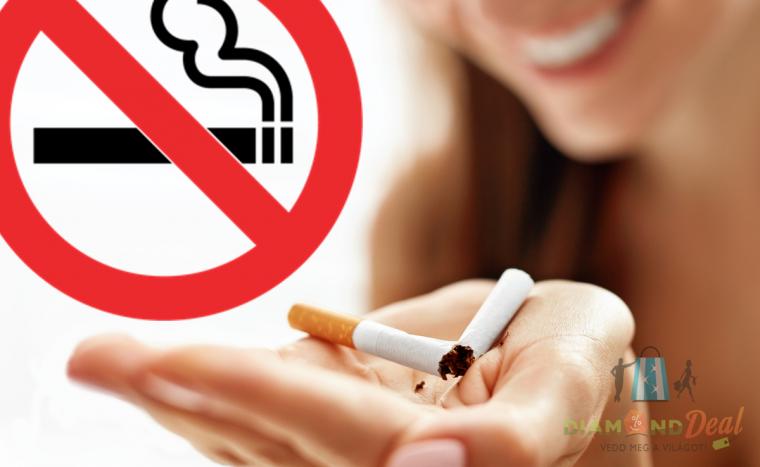 szájhigiénés termékek dohányzásra